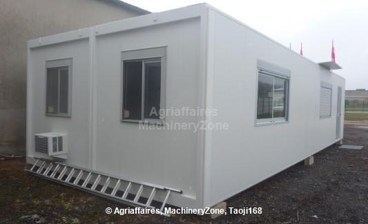 Bungalow modulos anuncios machineryzone - Container bureau occasion suisse ...